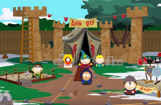 South Park The Stick of Truth kupa keep