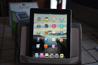Win a Domeo Tri Lounger iPad LapDesk 6
