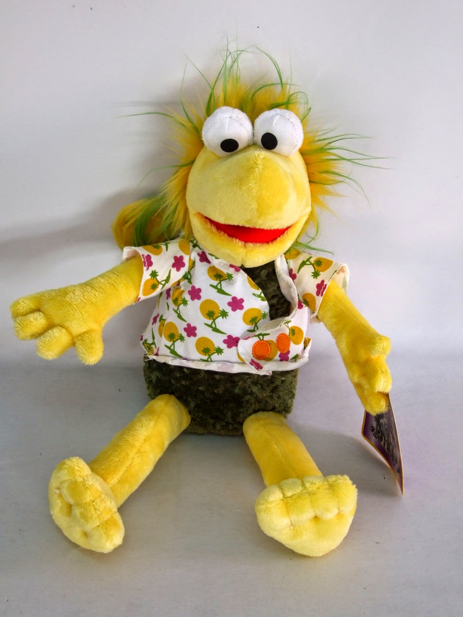 Peluche Dudo Fraggle Rock