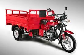 Motor Niaga 3 roda