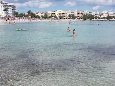 S'Illot beach Mallorca