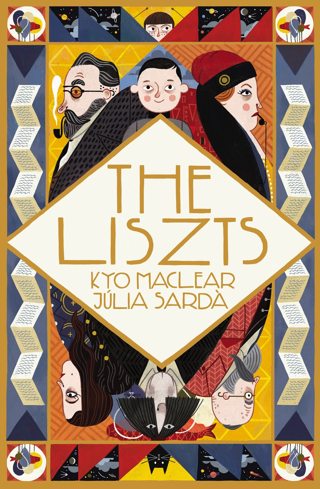 BUY The Liszts here