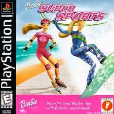 Barbie - Super Sports - PS1 - ISOs Download