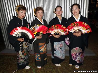 7ª Festa da Imigração Japonesa Imin Matsuri de Birigui - Um Asno
