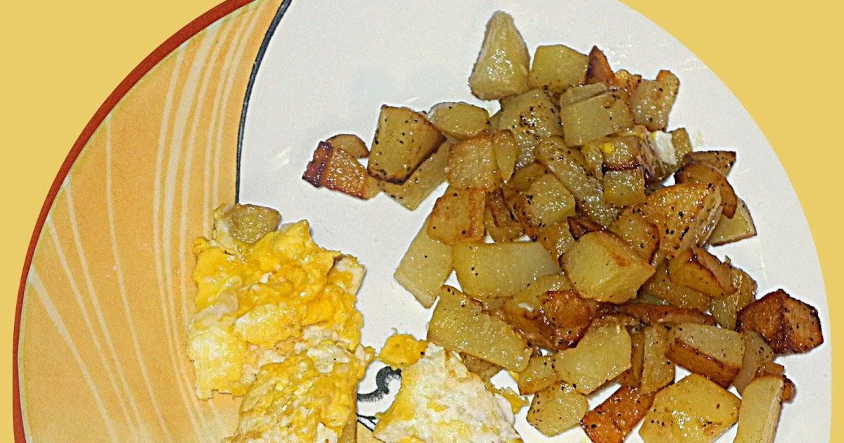 BIZZY BAKES: Crispy Sage Potatoes with Fried Eggs WWDH