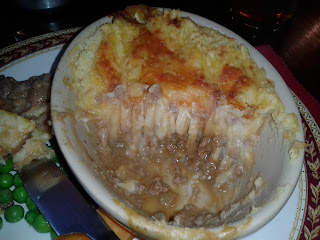 Rumbledethumps Pie cross section