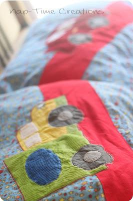 sewing a pillow} width=
