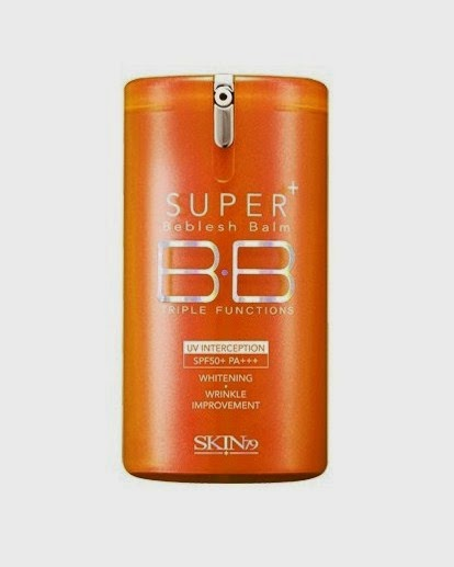 BB Cream es Skin79 Super Plus Beblesh Balm Triple Function SPF50 Pa+++