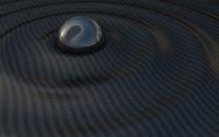 papel de parede esfera fibra de carbono