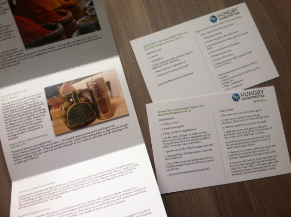 Hungry Globetrotter - November 2012 Review - Monthly Gourmet Food Subscription Boxes