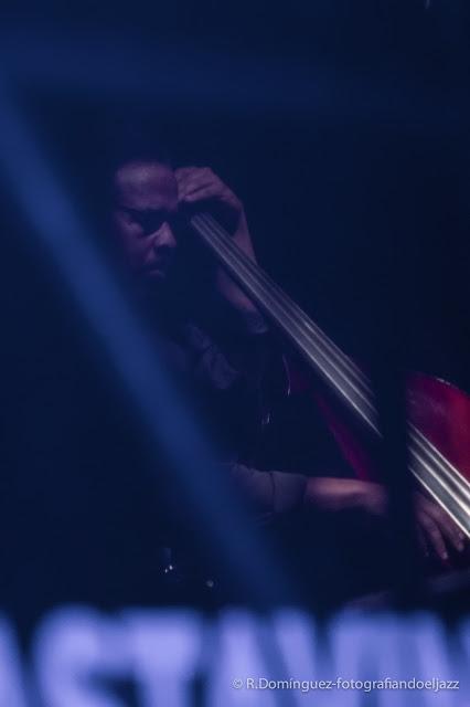 © R.Domínguez -  Stanley Clarke Band