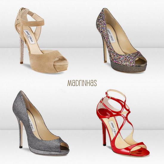 Bolsa E Sapatos Para Casamento : Sapato e bolsa para madrinha de casamento sand lia