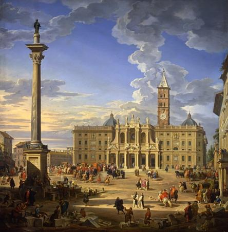 Visite Guidate serali Roma: Sotterranei di S Maria Maggiore 01/09/2013