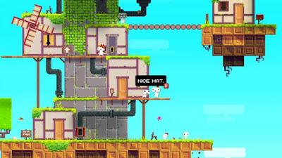 fez screenshot 01 www.ovagames.com Fez v.1.02 (PC/ENG/2013) RePack