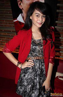 Conchita Caroline ANTV   Foto-Foto Cantik Conchita Caroline Presenter
