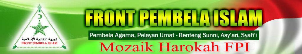 Mozaik Harokah FPI