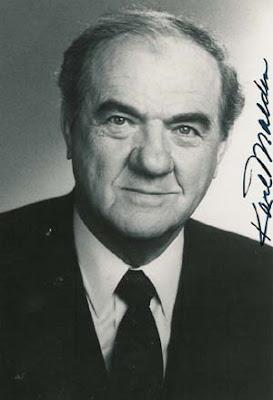 Karl Malden actores de television