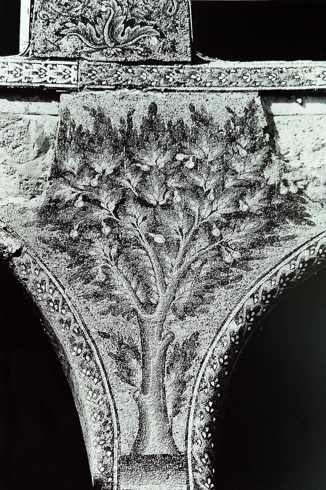 ummayad mosque an architectural analysis Umayyad mosque, damascus, syria space and symbolism by shijo jose (a/ 2371/2011) history of architecture ii year sem iv great mosque of damascus, also.