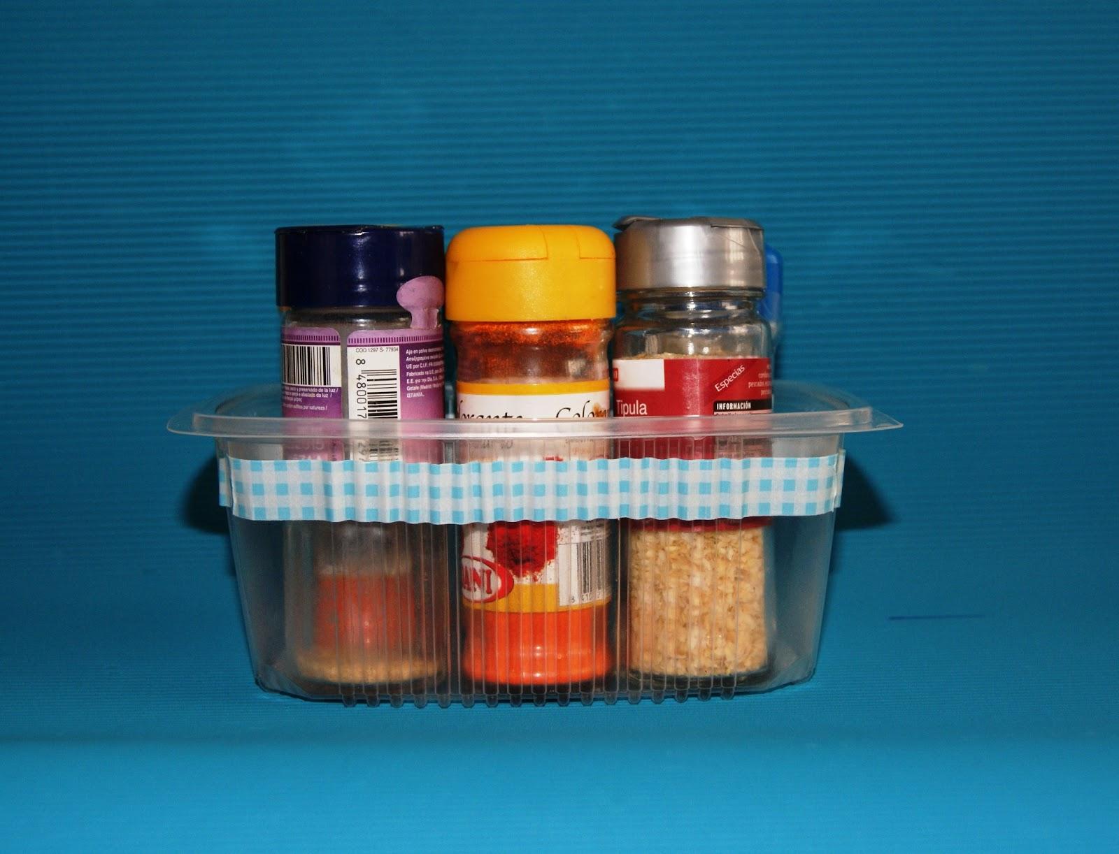 Ruca la casa de los complementos orden en la cocina for Recipientes cocina