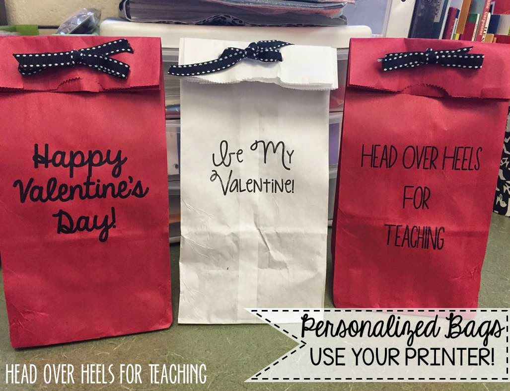 wednesday february 3 2016 - Valentine Bags For School