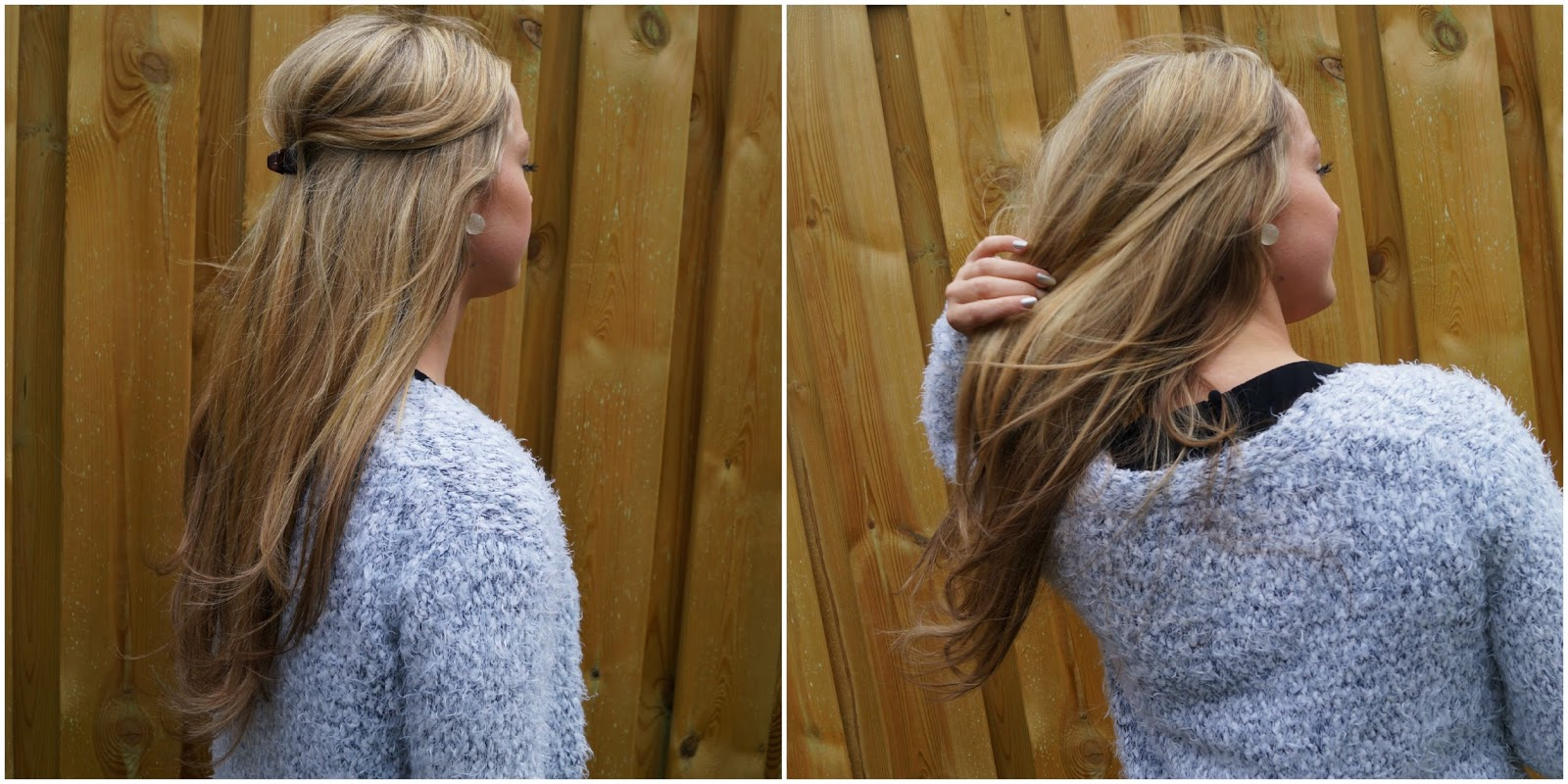 Natural with Mylène : Hairextensions