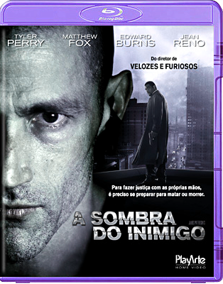 Filme Poster A Sombra do Inimigo BDRip XviD Dual Audio & RMVB Dublado