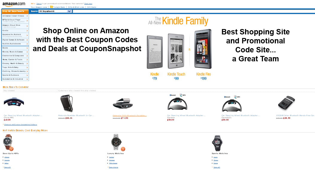 Amazon textbooks coupons