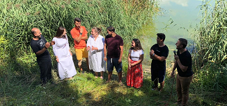 Inedit‼️ VIDEO: Botez în tabăra Profides
