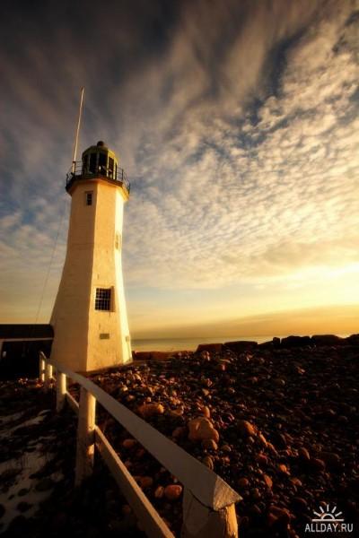 Beautiful lighthouses around the world 15 photos most for Most beautiful lighthouses in the us