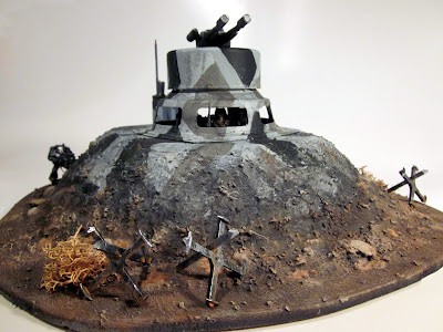 Bunker for Warhammer 40k