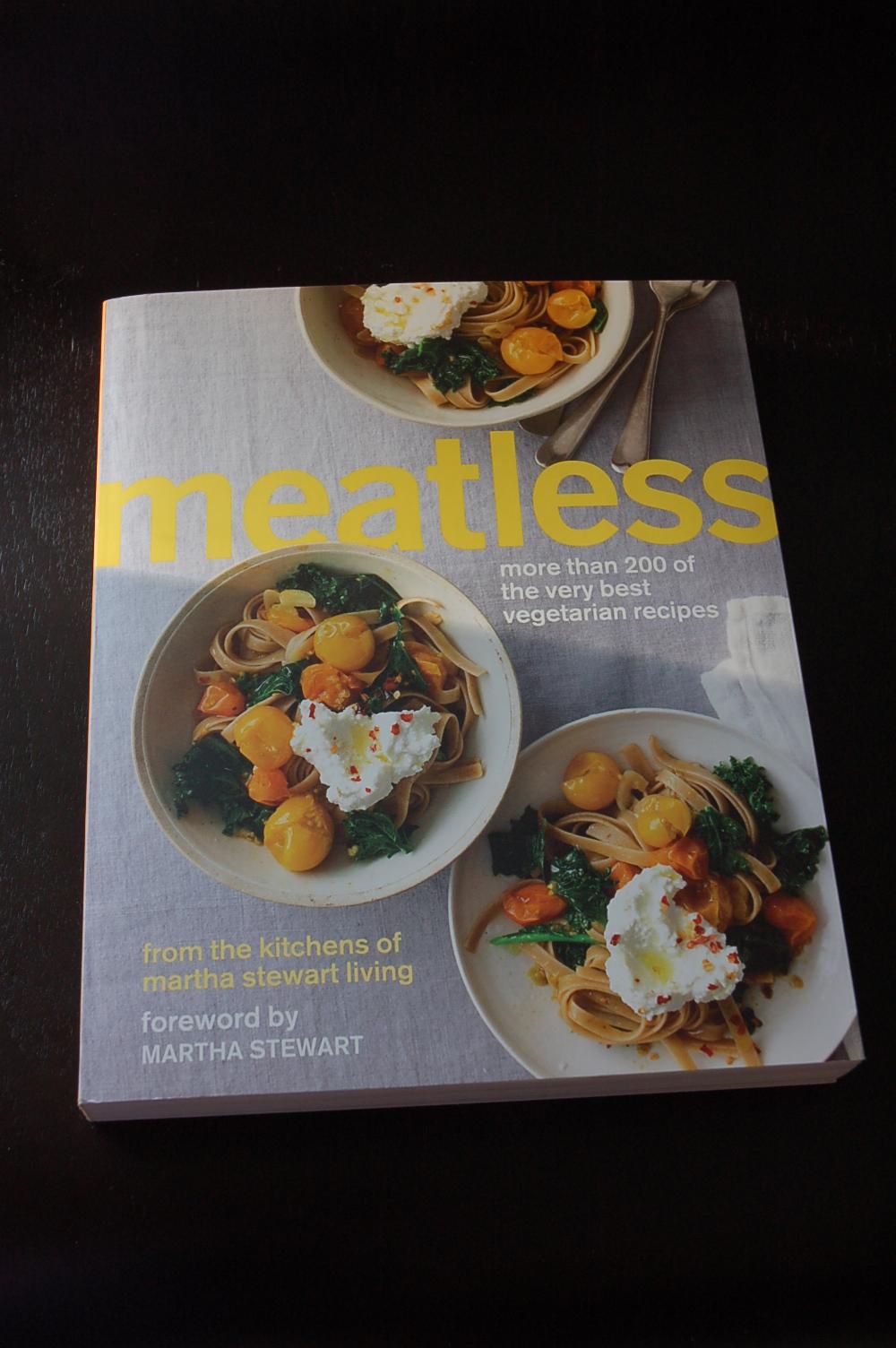 meatless martha stewart living