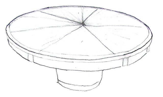 Jupe Table Plans