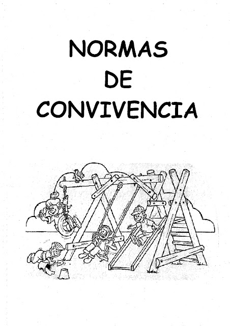 CoSqUiLLiTaS eN La PaNzA BLoGs: NORMAS DE CONVIVENCIA