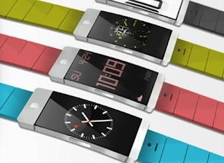 Inilah Konsep iWatch Jam Tangan Pintar Apple