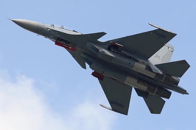 Su-30MKM Flanker