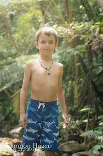 Shannon Hager Photography, Okinawa, Jungle, Children's Photography