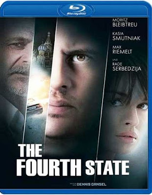 Filme Poster The Fourth State BRRip XviD & RMVB Legendado