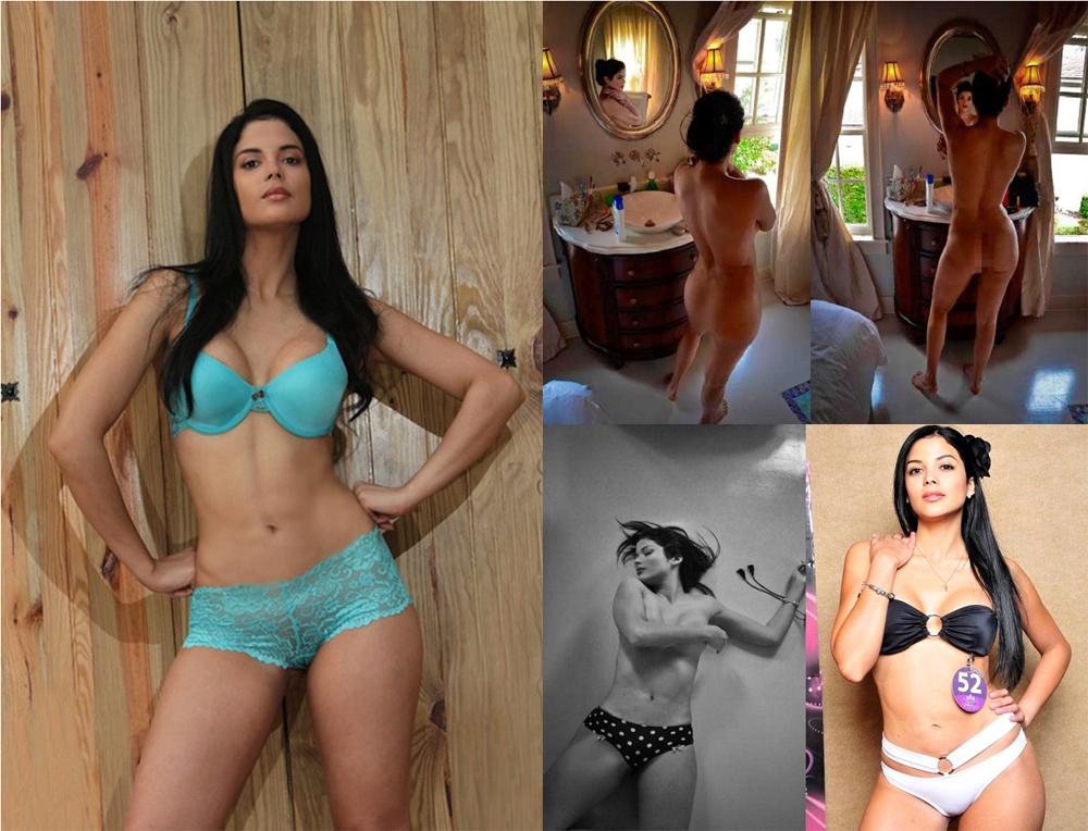 Numerosas Fotos En Lasque Aparece Desnuda La Beldad Dominicana Audris