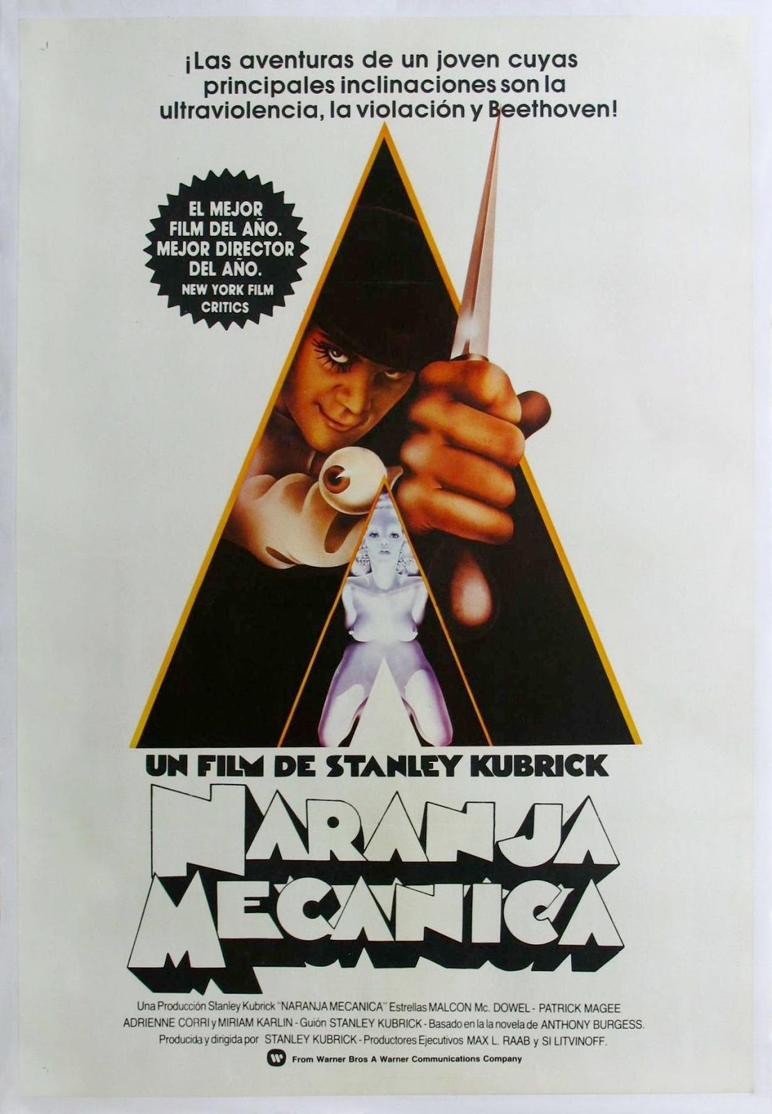 morality in a clockwork orange A clockwork orange (1971) is a movie which is turned into a screenplay from the book having the same name as a dystopian novella and written by anthony burgess the director of the movie is .