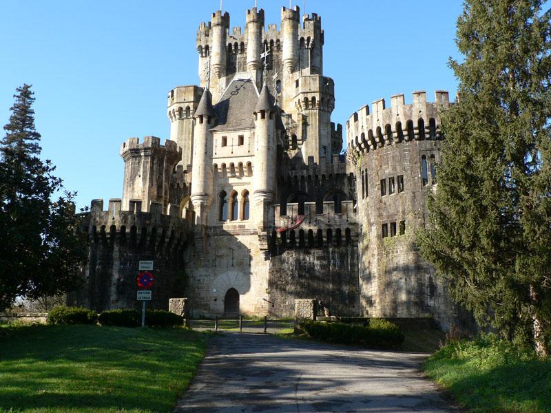 Viajaresvida - Castillo de Butrón