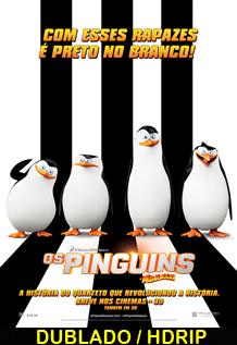 Assistir Os Pinguins de Madagascar Dublado 2014