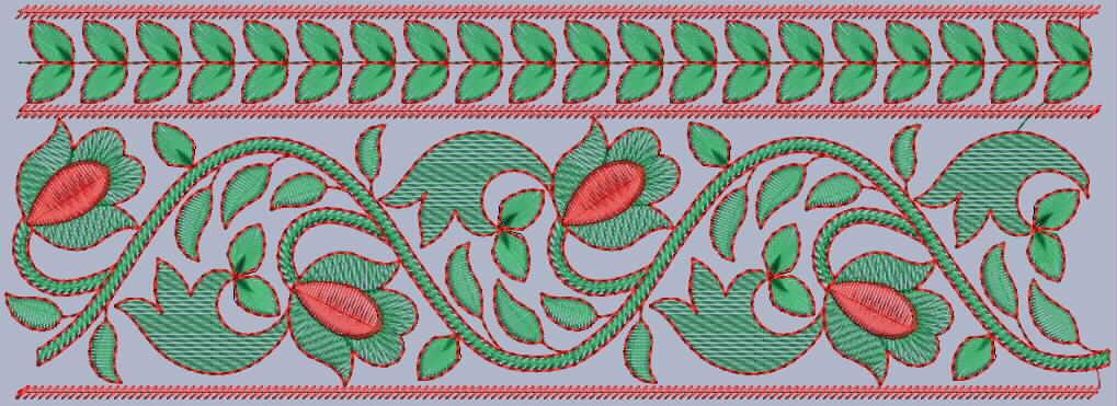 Embdesigntube vintage lace antique embroidery designs
