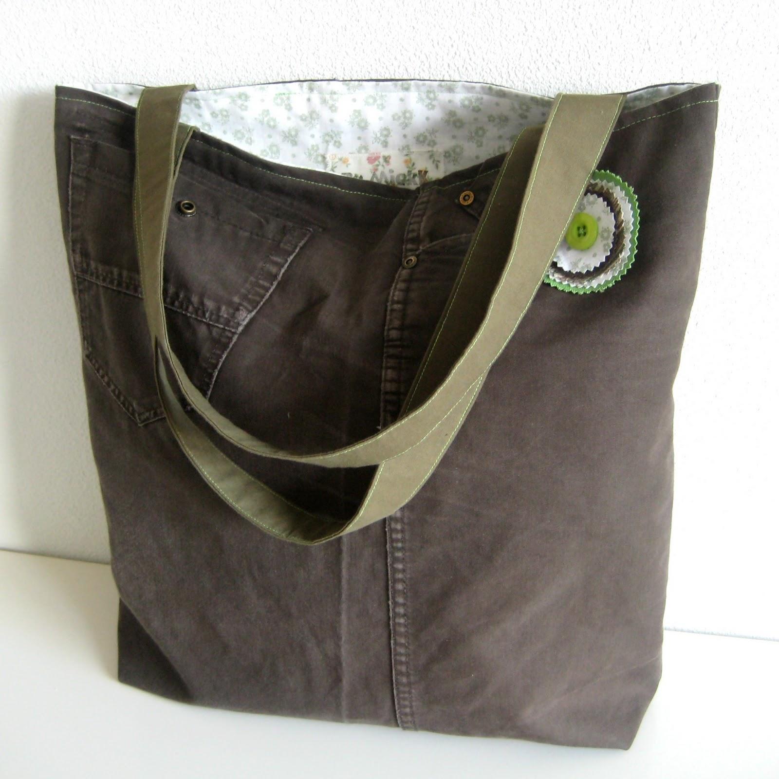 Tas Zelf Ontwerpen : By miekk een tas per week