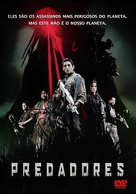 Filme Predadores Dublado AVI DVDRip