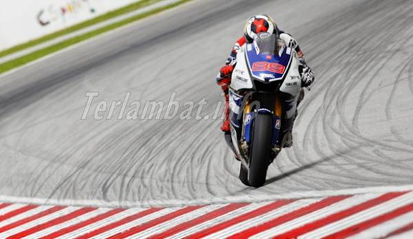 Hasil Kualifikasi motogp sepang 2012