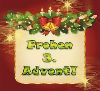 Frohen 3. Advent