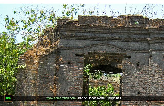 Badoc Ilocos Norte Old Structures