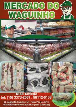 MERCADO DO WAGUINHO