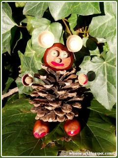 WoodlandGnome 2 wesens-art.blogspot.com
