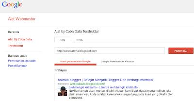 cara memunculkan foto di pencarian google